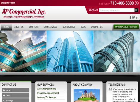 AP Commercial Inc