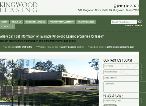 Kingwood Leasing