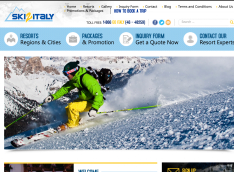 Ski2Italy.com