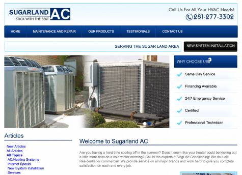 Sugar Land AC