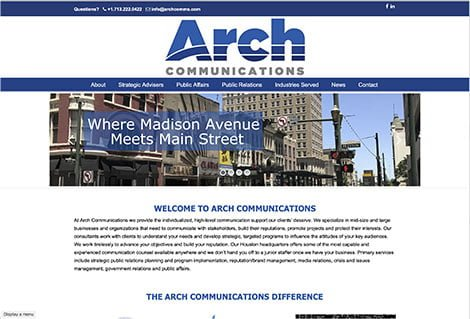 Arch Comms