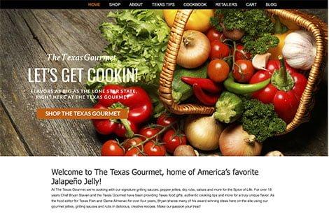 The Texas Gourmet